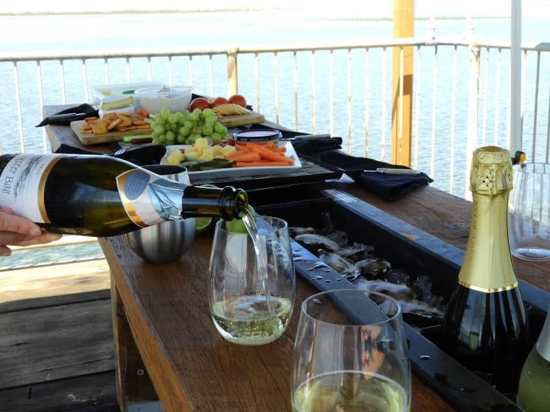 SA Premium Oyster Farm Tours Platform